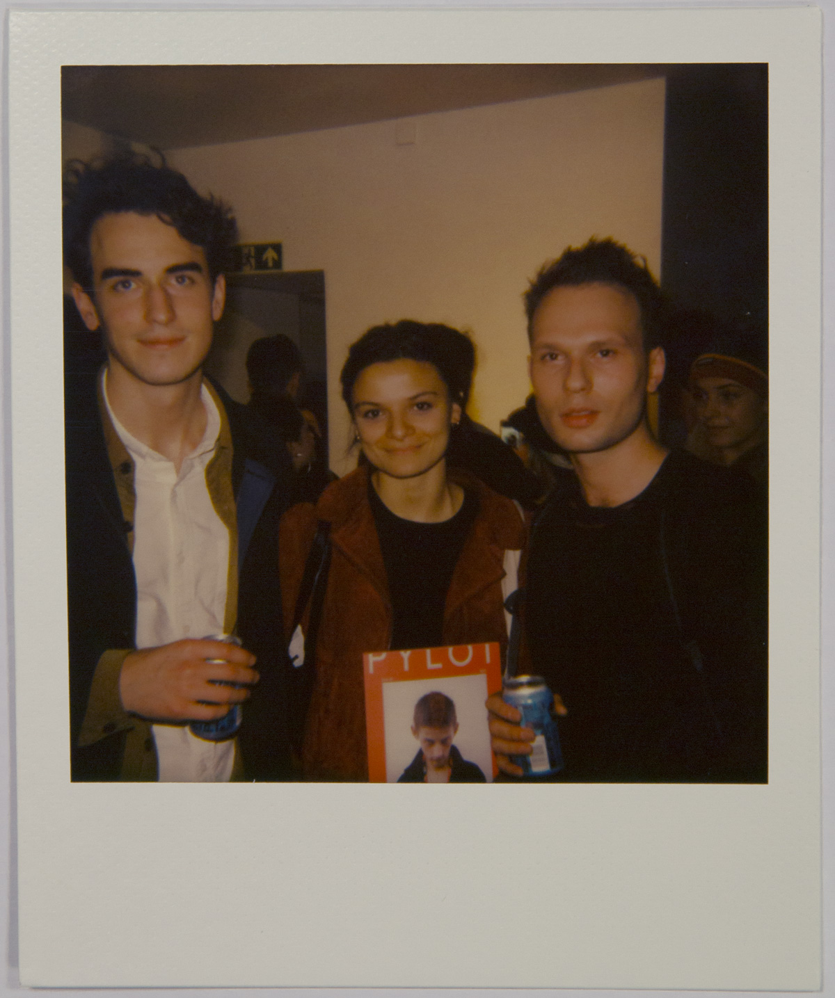 PYLOT Magazine Issue 03 The status Quo Launch Party sponsored by BrewDog