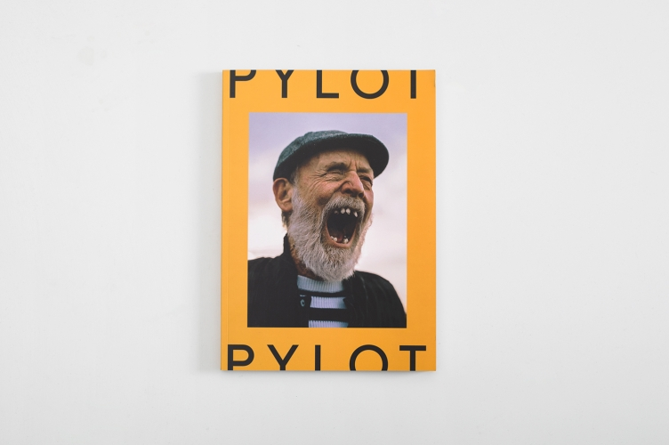PYLOT Magazine Issue 02 - cover - Tom Johnson