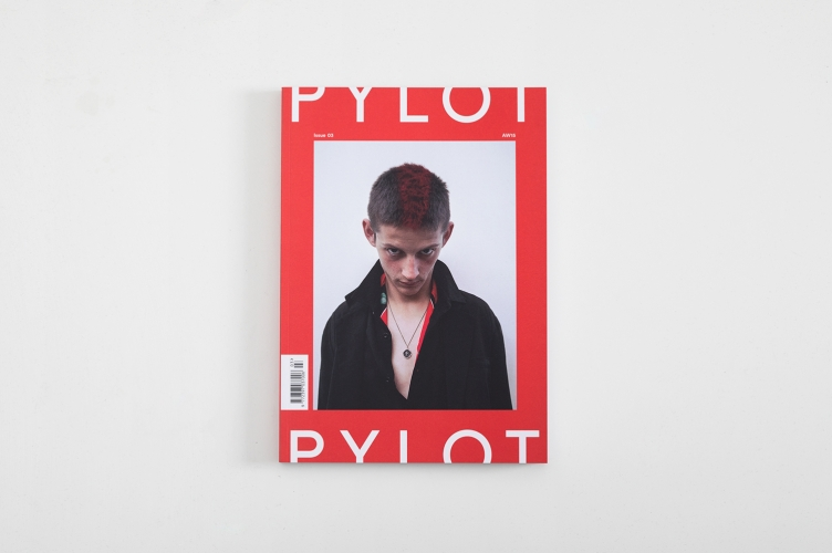 PYLOT Issue 03 cover