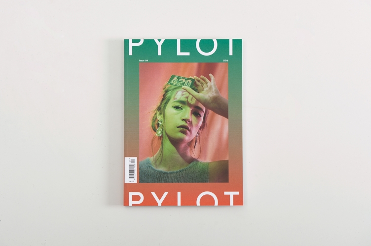 PYLOT Magazine issue 04 cover